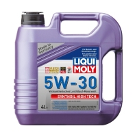LIQUI MOLY Synthoil High Tech 5W30, 4л 9076