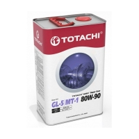 TOTACHI Niro Super Gear GL-5/MT-1 80W90, 4л 4589904921957