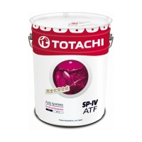 TOTACHI ATF SP-IV, 20л 4589904921438